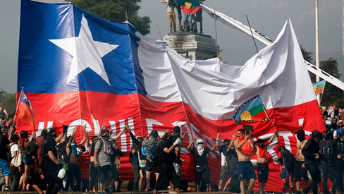 Nota: Informe de la ONU reitera la existencia de graves vulneraciones a los DD.HH en Chile