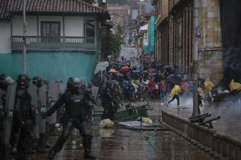 Protestas en Colombia: se cumplen 8 días de manifestaciones a lo largo del país