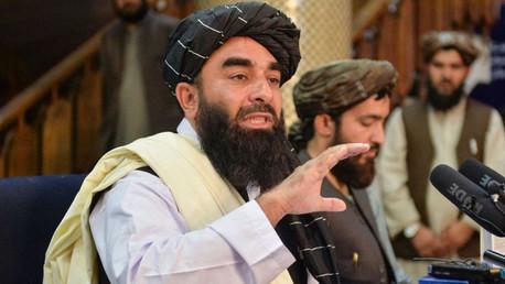 La toma de poder talibán en Afganistán