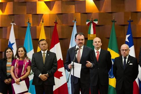 La situación actual de Venezuela desde la óptica del Grupo de Lima