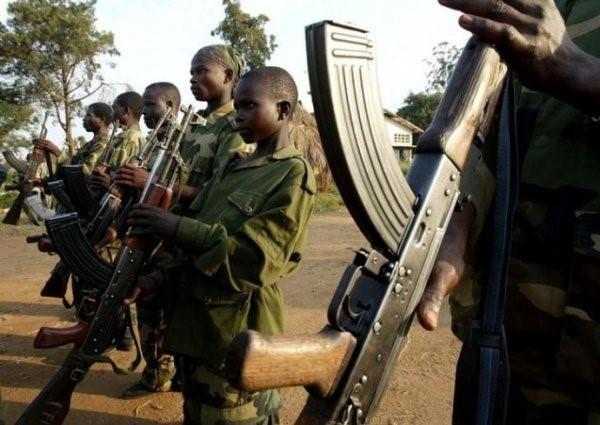 Niños en la RDC han sido forzadamente reclutados o han decidido unirse a los grupos militantes para recibir un ingreso y protección (Foto: Reuters)
