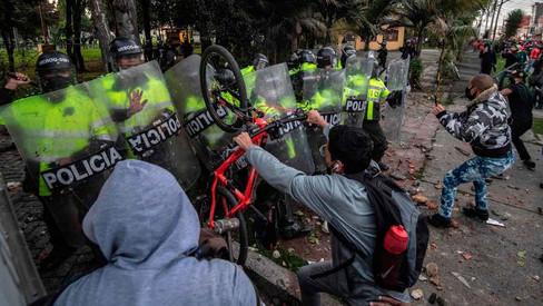2020: Año del uso excesivo de la fuerza policial