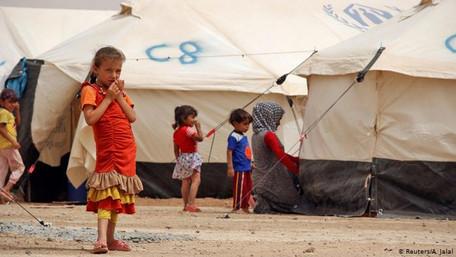 Turquía bombardea un campamento de refugiados en Irak