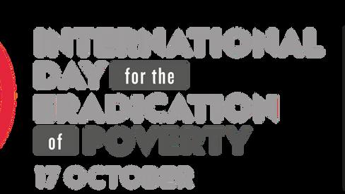 Día Internacional para la Erradicación de la Pobreza (17 de octubre)