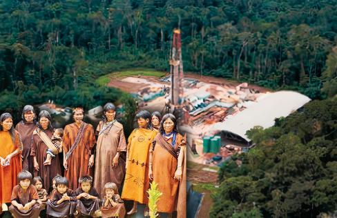 Sujetos de derecho internacional: Las empresas transnacionales y comunidades indígenas