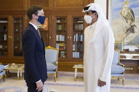 El fin del embargo de Qatar por Arabia Saudita