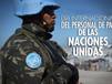 DÍA INTERNACIONAL DEL PERSONAL DE PAZ DE LAS NACIONES UNIDAS
