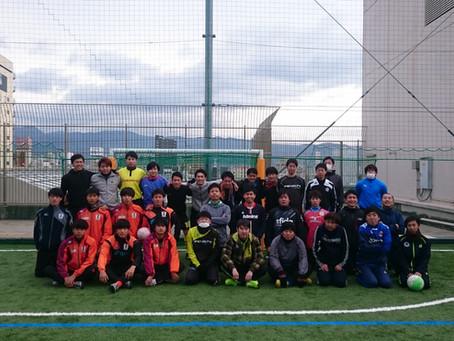 2019新春初蹴りEFPエンジョイカップ・フリー