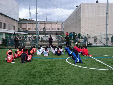第1回四国交流フットサル大会愛媛県予選U-9エンジョイカップ