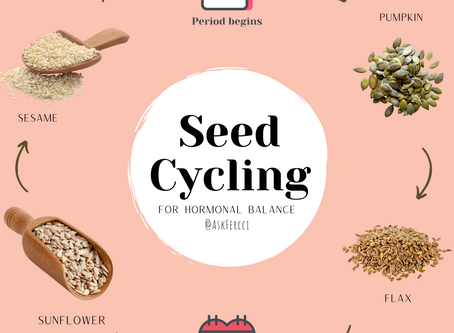What is Seed Cycling? Natural Remedies to Balance Your Hormones