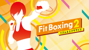 Nintendo Switch『Fit BOXING 2』の声優
