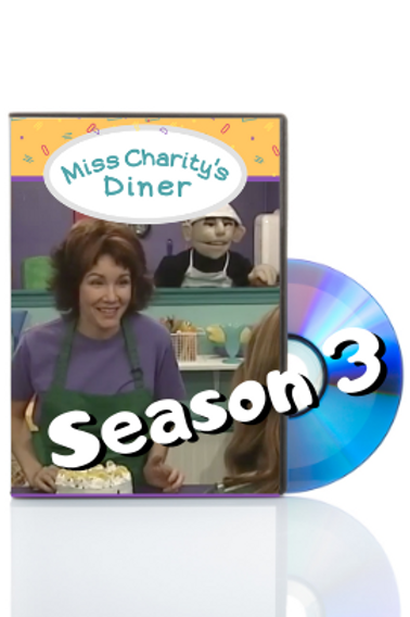 Miss Charity's Diner - The Complete Third Season