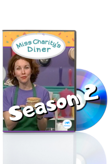 Miss Charity's Diner - The Complete Second Season