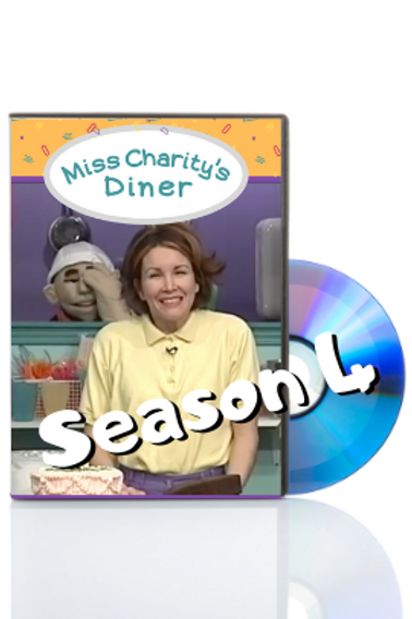 Miss Charity's Diner - The Fourth and Final Season