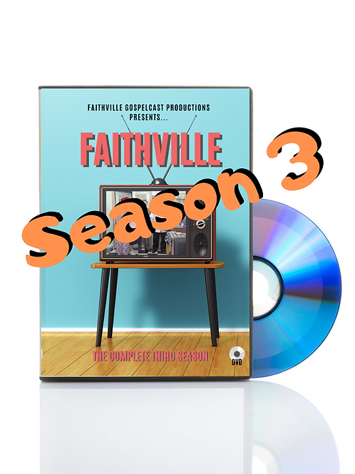 Faithville - The Complete Third Season