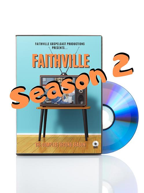 Faithville - The Complete Second Season