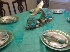 Mermaid Theme- Girls Birthday