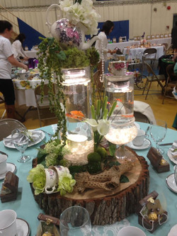 Tea Party- Calming Waters Theme