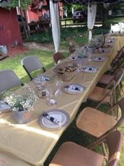 Country Chique Bridal Shower