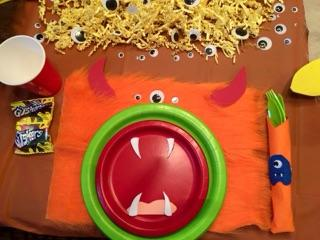 Monster Theme-Boys Birthday