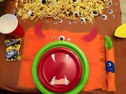 Monster Theme-Boys Birthday