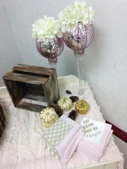 Mimosa Theme Bridal Shower
