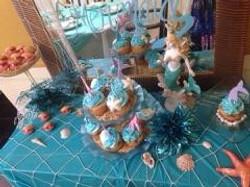 Mermaid Theme- Girls Birthday