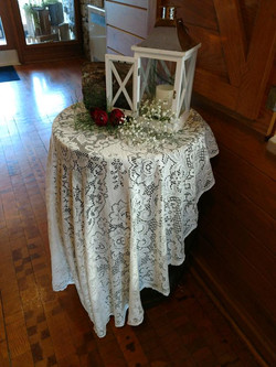 Fall Boho Chic Wedding