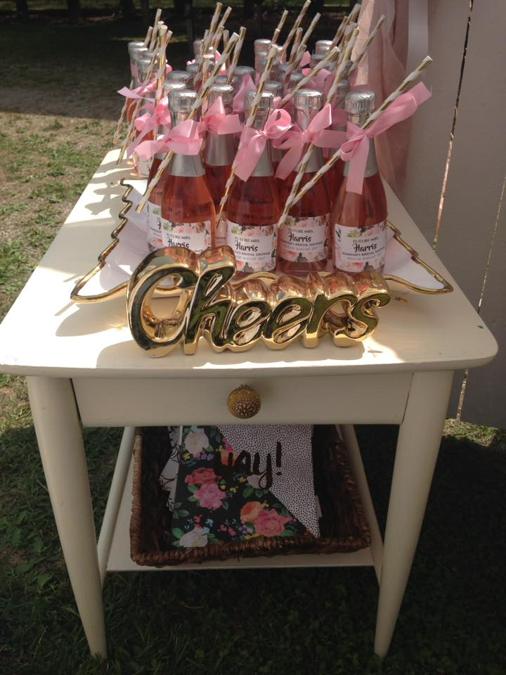 Champagne Theme Bridal Shower