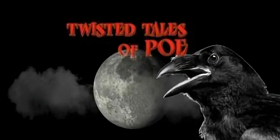 Twisted Tales of Poe-Philip Grecian Based on the Stories of Edgar Allen Poe