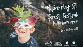 Nature Play Forest Festival, Kuitpo Wirra inparri