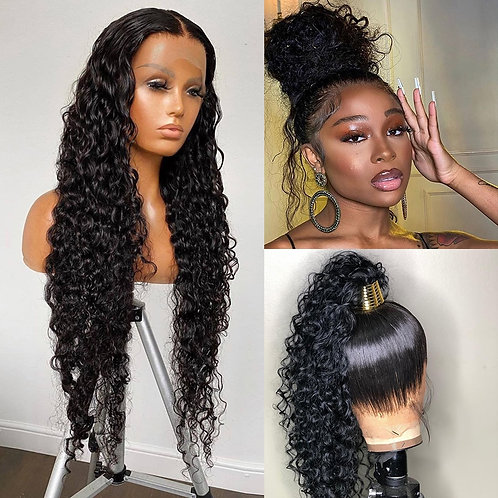 """360 Lace Frontal Wig 28 30"""""""
