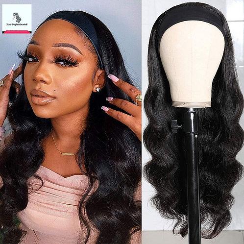 Headband Wig for Black women