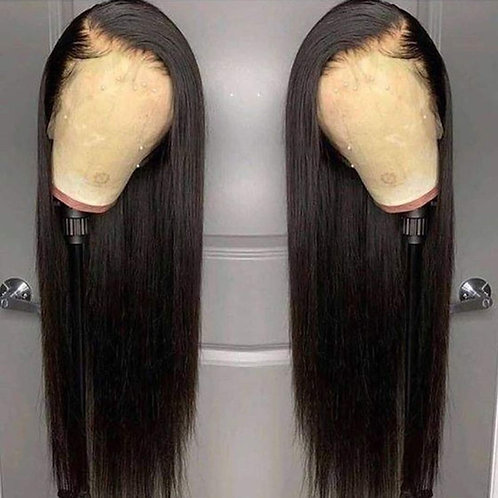 ANDRIA Lace Front Wigs Straight