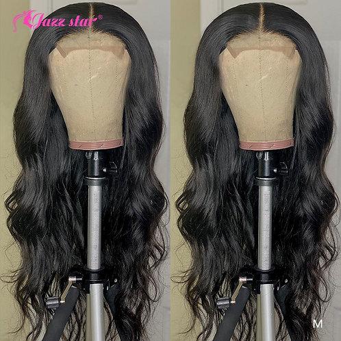 Brazilian Body Wave Wig 4x4 Lace Closures