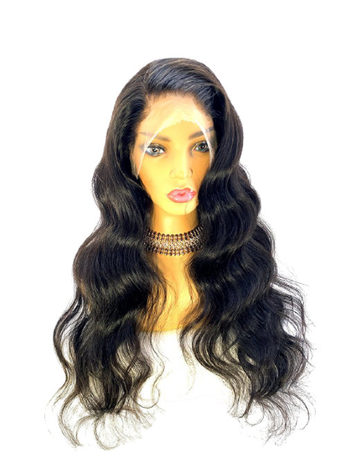Bouncy Lace Wig