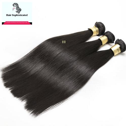 Best Top Quality 3 PCS Full Cuticle Braziliar Straight Hair