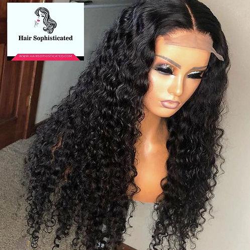 22 Deep Wave Closure Wig