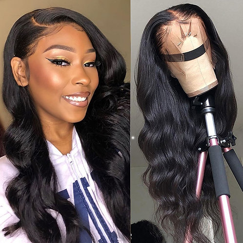 Body Wave Wig 360 Lace Wig Human