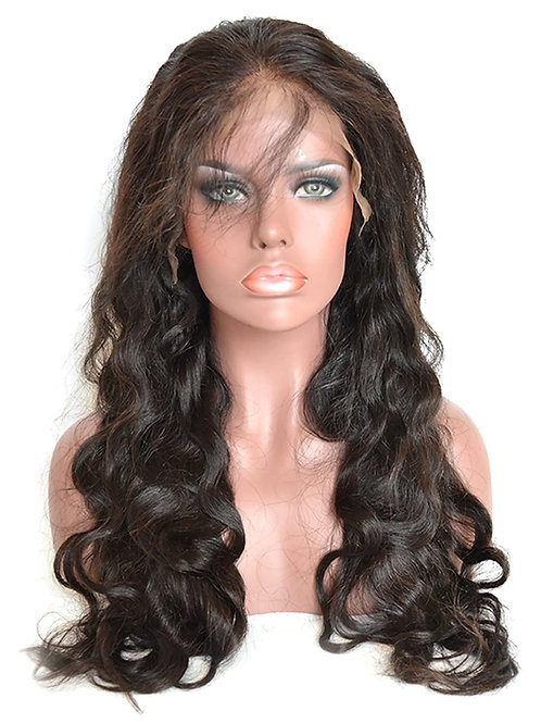 360 Lace Wig Pre-Plucked 150% Density Full Lace