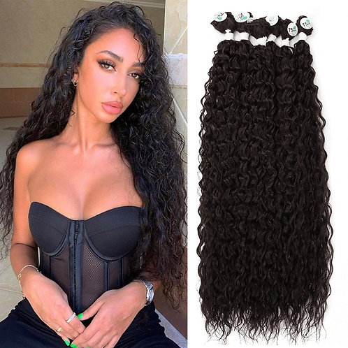 Ombre Kinky Curly