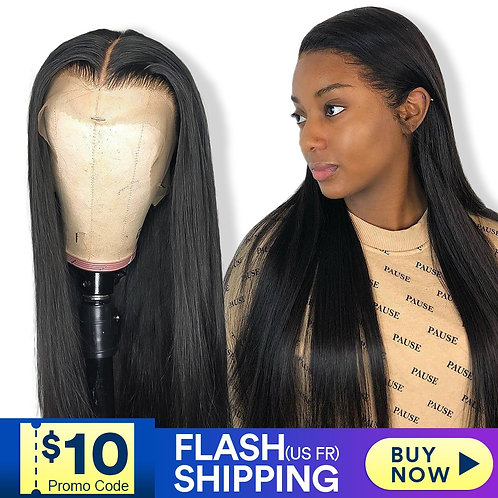 Lace Front Human Wig