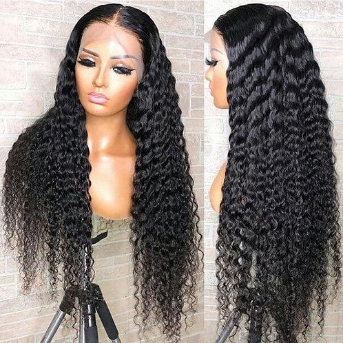 Brazilian Curly Full Lace Human Hair
