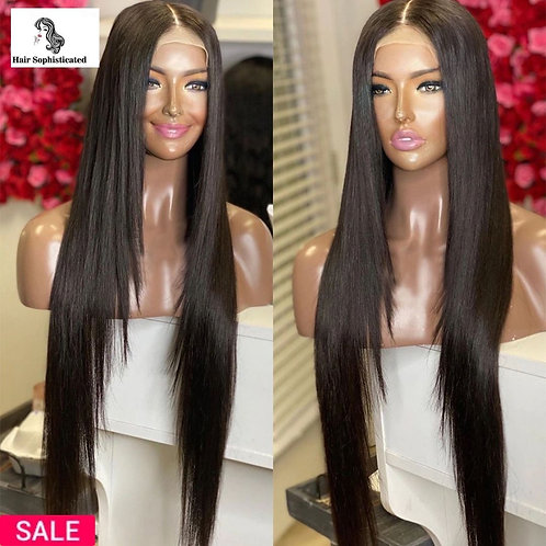 30 Inch Lace Front Wig Straight