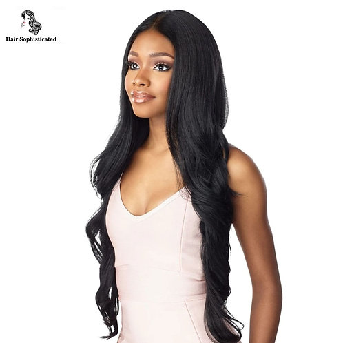 Sensationnel Cloud 9 What Lace? Synthetic Swiss Lace Frontal Wig