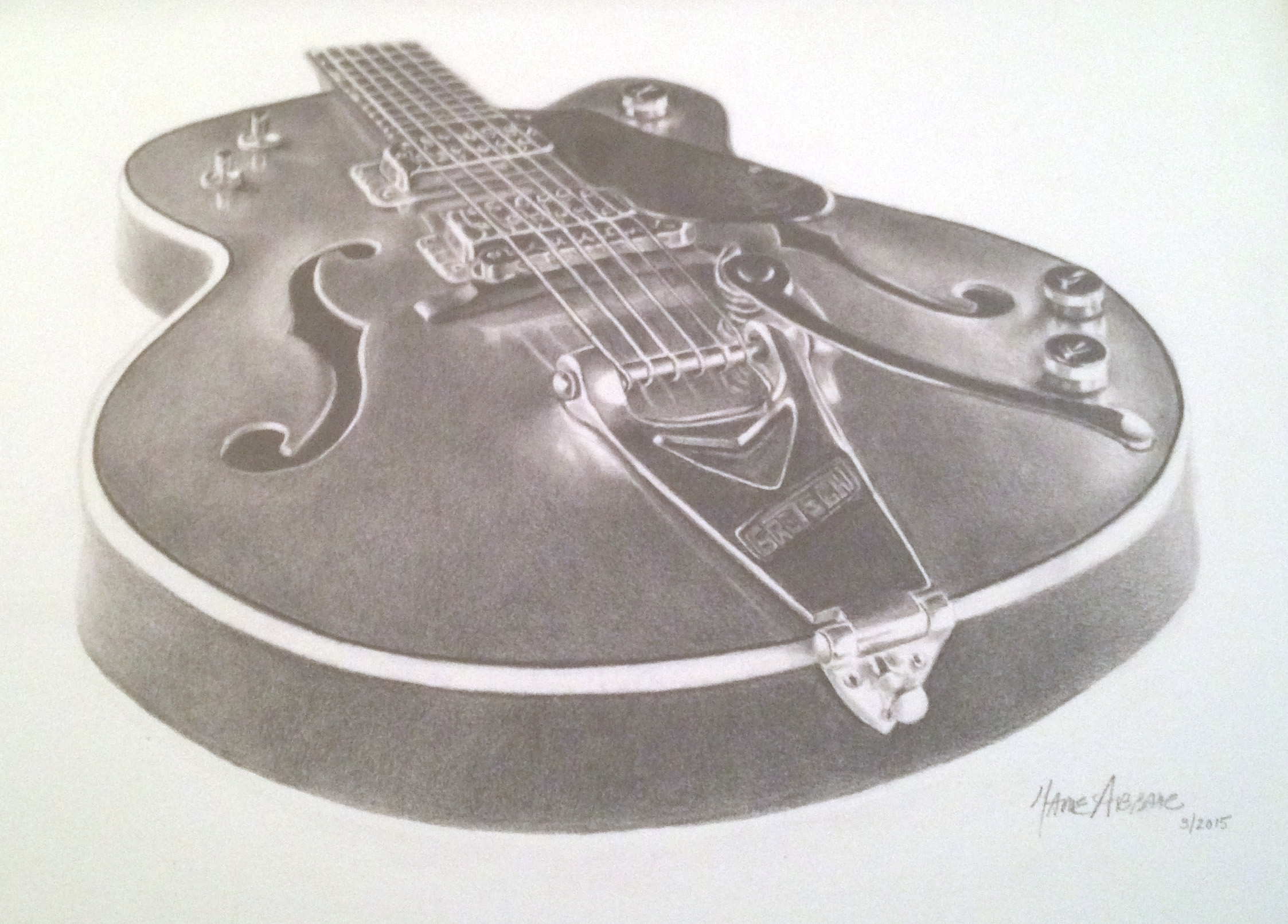 A Gretsch for Mike