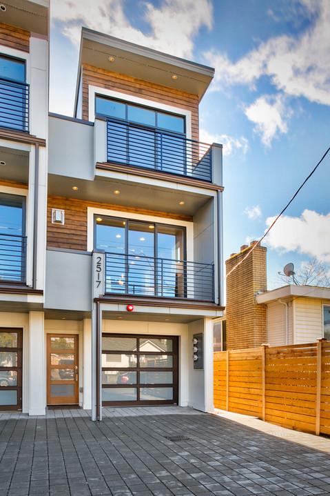 Built Green Ballard Town Homes