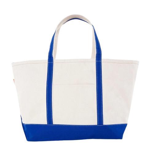 Royal Boater Tote