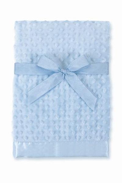 Blue Snuggle Blanket