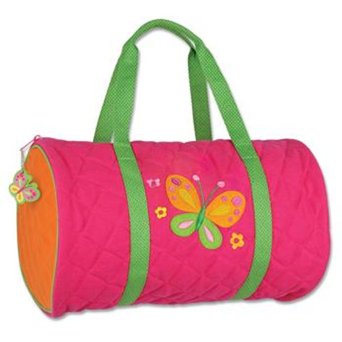 Butterfly Duffle Bag